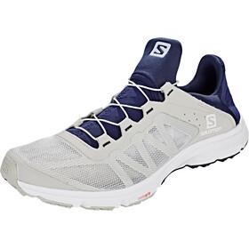 Salomon Amphib Bold Shoes Men vapor blue/navy blazer/white